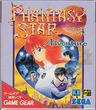 Phantasy Star Adventure (Game Gear)